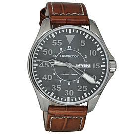 Hamilton Khaki Field H6471588 Steel Watch (Certified Authentic & Warranty)