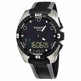 Tissot Titanium T0914204 Titanium Watch (Certified Authentic & Warranty)