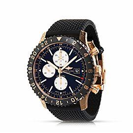 Breitling Chronoliner R24312 Gold 45.0mm Watch