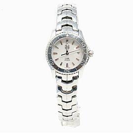 Tag Heuer Link WJ1313-0 Steel Women's Watch (Certified Authentic & Warranty)