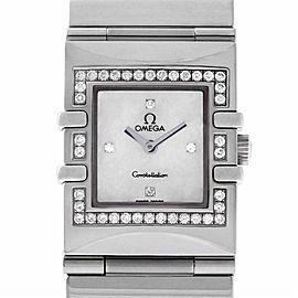 Omega Constellation 1528.76. Steel 24.0mm Women's Watch
