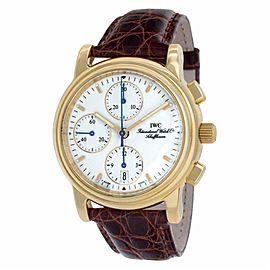 Iwc Portofino IW3703 Gold 39.0mm Watch