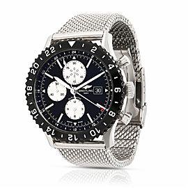 Breitling Chronoliner Y24310 Steel 46.0mm Watch
