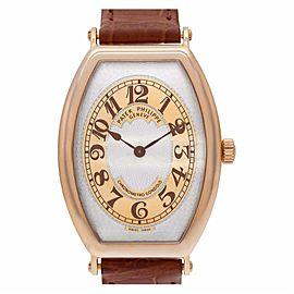 Patek Philippe Gondolo 5098R-00 Gold 42.0mm Watch