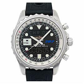 Breitling Chronospace A78365 Steel 47.0mm Watch