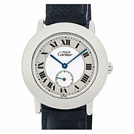 Cartier Must 1815 1 Silver 33.0mm Watch