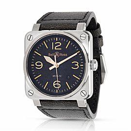 Bell & Ross Heritage BR03-92 Steel 42.0mm Watch