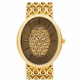 Patek Philippe Ellipse 3598 Gold 35.0mm Watch