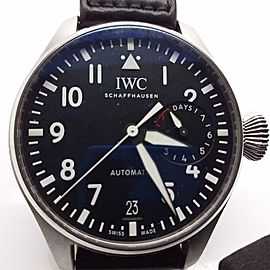 Iwc Big Pilot IW501001 Steel Watch