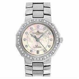 Baume & Mercier Riviera MV045057 Steel 0.0mm Women's Watch