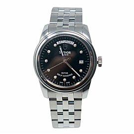 Tudor Glamour M56000-0 Steel Watch