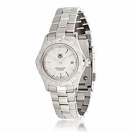 Tag Heuer Aquaracer WAF1414. Steel 27.0mm Women's Watch