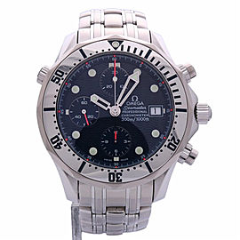 Omega Seamaster 2598.80 Steel 42.0mm Watch