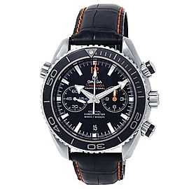 Omega Seamaster Planet Ocean Stainless Steel Black Men Watch 232.32.46.51.01.005