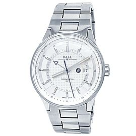Ball BMW Stainless Steel Automatic Silver Men's Watch GM3010C-SCJ-SL