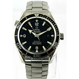 OMEGA SEAMASTER PLANET OCEAN XL 2200.50 AUTOMATIC CO-AXIAL DIVER WATCH PAPERS