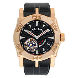 Roger Dubuis Easy Diver SE48 02 Gold 0.0mm Watch