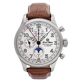 Ernst Benz Chronolunar GC40312A Steel 44.0mm Watch