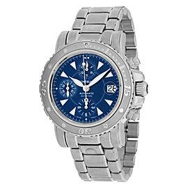 Montblanc Sport 7034 Steel 41.0mm Watch