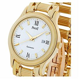 Piaget Polo 24001M50 Gold 0.0mm Watch
