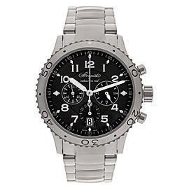 Breguet Type Xxi 3810ST/9 Steel 42.0mm Watch
