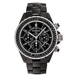 Chanel J12 H1419 Steel 41.0mm Watch
