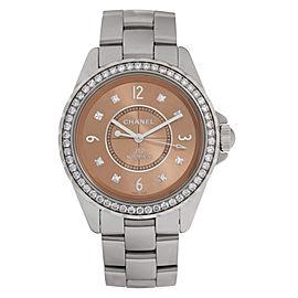 Chanel J12 H2564 Steel 38.5mm Women's Watch