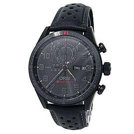 Oris Audi Sport Limited Edition II Titanium Black Men's Watch 01 778 7661 7784