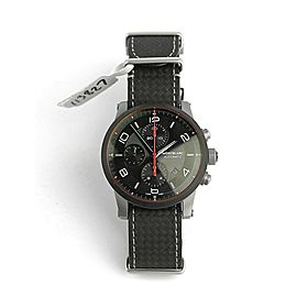 MONTBLANC TIMEWALKER URBAN CERAMIC 43 mm AUTOMATIC E-CHRONOGRAPH WATCH 113827