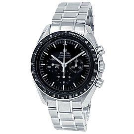 Omega Speedmaster Stainless Steel Auto Black Men's Watch 311.30.42.30.01.005