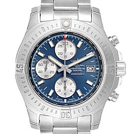 Breitling Colt Automatic Chronograph White Dial Watch A13388 Unworn