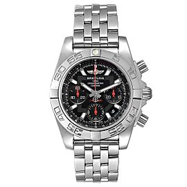 Breitling Chronomat Evolution 41 Limited Edition Steel Mens Watch AB0141