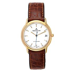 Jaeger Lecoultre Odysseus Yellow Gold Mens Watch 165.7.89