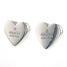 GUCCI Silver925 heart Pierce TBRK-512