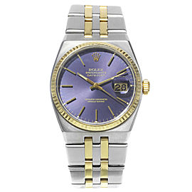 Rolex Datejust Oysterquartz 17013 36mm Mens Watch