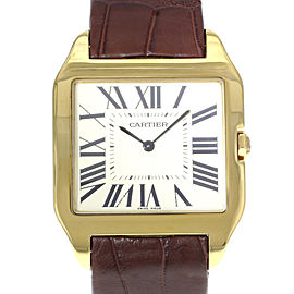 Cartier Santos W2008751 35mm Mens Watch