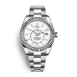 Rolex Sky-Dweller 326934WSO 42mm Mens Watch
