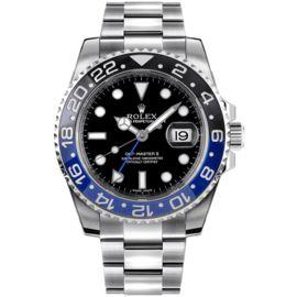 Rolex GMT-Master II 116710BLNR 40mm Mens Watch