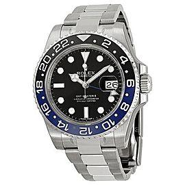 Rolex GMT-Master II 16710BLNR 40mm Mens Watch