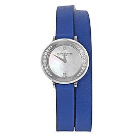 Baume & Mercier Petite Promesse MOA10288 23.5mm Womens Watch
