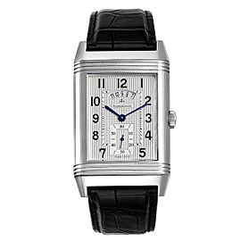 Jaeger LeCoultre Grande Reverso Duodate Limited Edition Watch 274.8.85