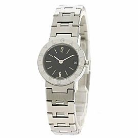 BVLGARI BB23SSD BVLGARI BVLGARI Stainless Steel/Stainless Steel Watch TNN-2064