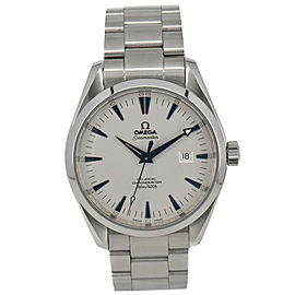 OMEGA Seamaster Aqua Terra Chronometer 2502.33 Automatic Men's Watch