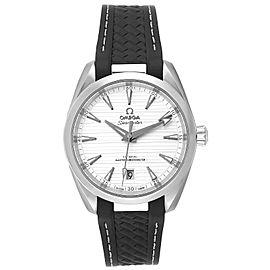 Omega Seamaster Aqua Terra Silver Dial Watch 220.12.38.20.02.001