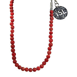 Yves Saint Laurent Handmade Bead Necklace