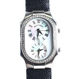 Philip Stein Dual Time Watch