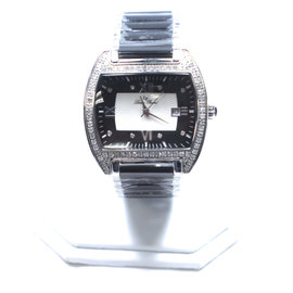 Lucient Piccard 28004BK Ballerina Stainless Steel With Black Dial Womens Watch