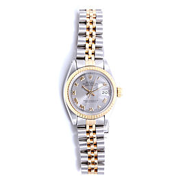 Rolex Datejust 18K Yellow Gold and Stainless Steel 26mm Womens Watch
