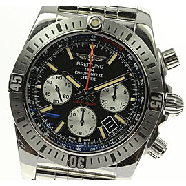 Breitling Chronomat Airborn AB0115 Stainless Steel Automatic 44mm Men's Watch