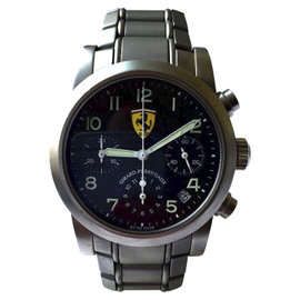 Girard-Perregaux Ferrari Stainless Steel Automatic 38mm Mens Watch